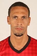 Football Photo>RIO FERDINAND Man Utd 2012-2013