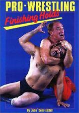 Pro-Wrestling Finishing Holds