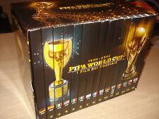 BOX COFANETTO 15 DVD FIFA WORLD CUP I FILM DEI MONDIALI DAL 1930 AL 2006