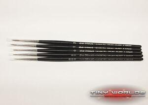 DaVinci Maestro Series 10 Paintbrush - Watercolour Paint Brush - Da Vinci