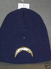 NFL Winter Knit Hat, San Diego Chargers, NEW #1-1