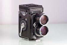 Premium Classic Tlr Rolleiflex Tele Carl Zeiss Sonnar F4 135mm Mod. 1 K7S VG