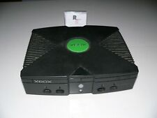 Original Vintage Classic Microsoft Xbox Console Only - For Parts Untested