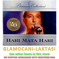 CD HARI MATA HARI PLATINUM COLLECTION 2009 digipak srpska bosanska hrvatska