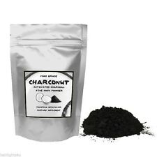 1 lbs 100% Pure Fine Coconut Shell Powder Activated Charcoal Food Grade USA Ship
