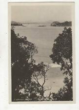 Brazil Santos Recanto Da Praina Vintage RPPC Postcard US029