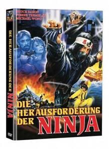 Die Herausforderung der Ninja (2-DVD-Mediabook A)