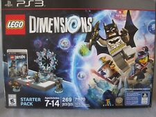 NEW LEGO 71170 Dimensions Starter Pack - for Play Station 3 Never Opened