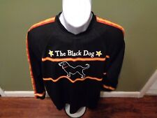 The Black Dog Tavern Martha's Vineyard Black  Jersey Shirt SIZE ADULT MEDIUM