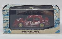 VINTAGE MINICHAMPS ALFA ROMEO 155 V6 TI DTM '95, 1/43 IN BOX