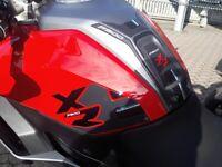 KIT F900 XR - 3 adesivi gel 3D protezioni serbatoio moto compatibili BMW F900XR