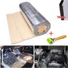 "Sound Deadener Heat Shield Insulation Car Noise Killer Adhesive Mat 79""x40"" 10mm"