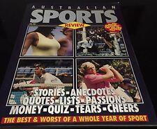 Australian Sports Review 87-88