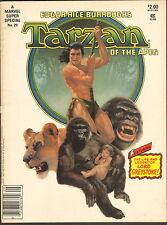 Tarzan of the Apes - Marvel Comics - Vol.1 #29 - 1983