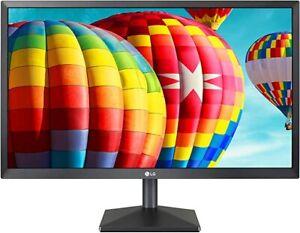 """LG 24MK430H-B LED 24"""" Monitor 1920 x 1080 FHD 75Hz AMD FreeSync Gaming Monitor"""