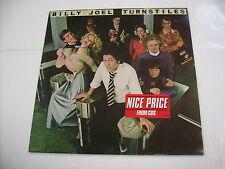BILLY JOEL - TURNSTILES - REISSUE LP VINYL HOLLAND PRESS - NEW UNPLAYED