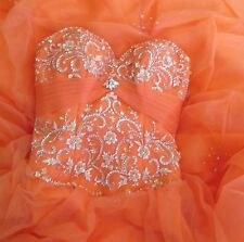 SALE SALE! KISS KISS  Ball Gown  Quinceanera, Prom Dress by PC MARY'S SIZE 10