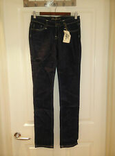WOMEN'S ZOO YORK SKINNY DENIM JEANS BRAND NEW WITH TAGS SIZE 6 to 8 RRP $109.95