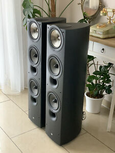 KEF iQ 9 Series Hifi Lautsprecher Boxen