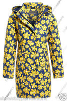NEW WATERPROOF Ladies Raincoat Women Wind Jacket Size 10 12 14 16 18 20 22 24