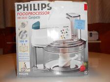 Philips HR2830 8 Tassen Küchenmaschine mit Raspeleinsatz für Reibekuchen