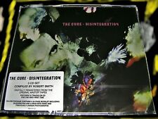 THE CURE - DISINTEGRATION 3CD Re-Release Remastered Special Edit   111austria 😊