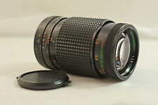 PENTAX K-MOUNT SEARS 135MM F2.8 MACRO MC AUTO TELEPHOTO CAMERA LENS