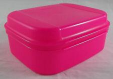 Tupperware A 02 Naschkätzchen Behälter Dose 1,7 l Neonpink Neonrosa Pink Neu OVP