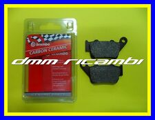 Pastiglie freno posteriori BREMBO BMW C1 125 200 02>03 Carbon Ceramic 2002 2003