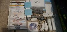 Nintendo Wii Console Awesome package deal! 25 downloaded classic games & more