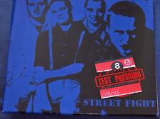 CHISWICK Last Resort Cock Sparrer Oi Skinhead ISD KBD ROR 77 Rebelles TEST PRESS
