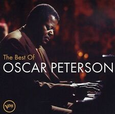 Oscar Peterson - Best of Oscar Peterson [New CD]