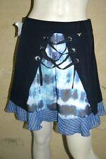 VALEUR 82 € LA MODE EST A VOUS LMV Taille 36 NEUF Superbe jupe bleue aqua marin