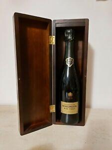 Champagne bollinger RD 1990