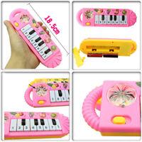 1Pcs Mini Plastique Clavier Piano Éducatif Musique Développement Enfant Jouet