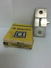 NEW Square D DD320 Thermal Overload NEW IN BOX