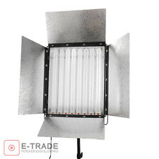 440W Fluorescent Light - PANEL LAMP Kinoflo type - F&V - with diffuser