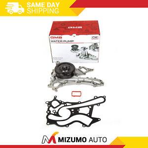 GMB Water Pump Fit 12-19 Mercedes Benz C300 C350 E350 E400 GLE350 ML350 R350