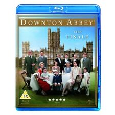 Downton Abbey The Finale Blu-ray DVD Region 2