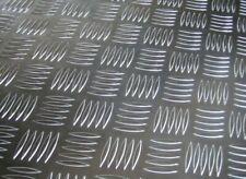 Aluminium Tôle Ondulée 3/5mm Quintette Prédécoupé Plaque Laminée à Froid Choix