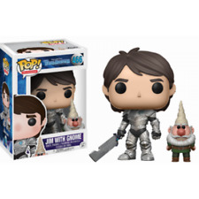 Funko Pop! Troll Hunters S1 JIM & GNOME 466 13693