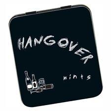 HANGOVER MINTS GIFT TIN ADULT NOVELTY JOKE OFFICE WORK DRINKERS SWEETS