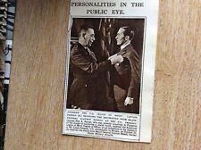 S5 ephemera 1947 picture captain farran legion of merit bissell