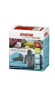 Eheim Compacton 600 L/H Pump Acuario.1 Issue Brand German IN