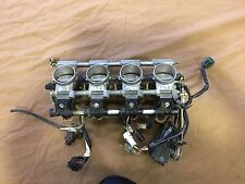 00-03 Suzuki GSXR750  Throttle Bodies  #3637