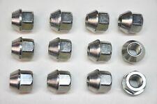 Jeu de 12 écrous de roue NEUFS débouchés pour R8 Alpine  12 x 125 à 60°