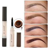 Waterproof Eye Brow Dye Cream Pencil Long Lasting Eyebrow Set Beauty Makeup