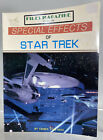 Files Magazine Focus On Special Effects Of Star Trek Paperback Book FX 1988