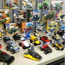 Lot 1P Bricks Puzzle Toy Assemble Children games Souptoy Kid Building car Diy d2