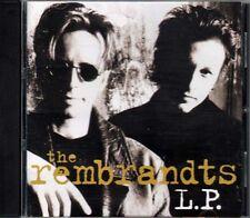 L. P.~ Rembrandts ~ Rock ~ Pop ~ Cd ~ Good
